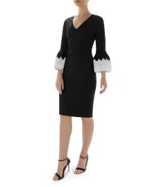 Rastrel Bell Sleeve Dress at Bloomingdales