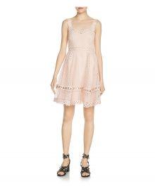 Ravi Grommet-Detail Lace Dress at Bloomingdales
