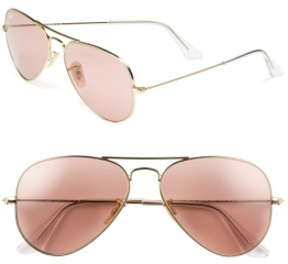 Ray-Ban Legend Collection 58mm Aviator Sunglasses at Nordstrom