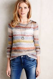 Raya Pullover at Anthropologie