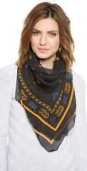 Razor Scarf by Alexander McQueen at Shopbop