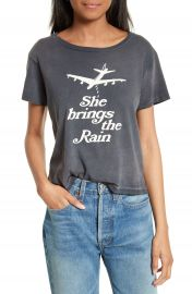 Re Done She Brings the Rain Graphic Tee at Nordstrom