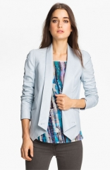 Rebecca Minkoff Becky Leather Jacket at Nordstrom