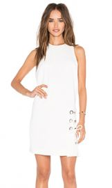 Rebecca Minkoff Silva Dress in Chalk from Revolvecom at Revolve