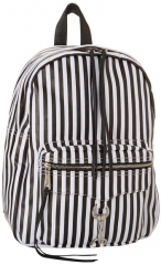 Rebecca Minkoff Striped MAB Backpack at Amazon