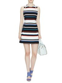 Rebecca Minkoff Sunday Cutout Shoulder Dress at Gilt