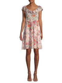 Rebecca Taylor - Marlena Ruffle Dress at Saks Fifth Avenue