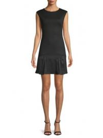 Rebecca Taylor - Stacy Fit- -Flare Flounce Dress at Saks Fifth Avenue