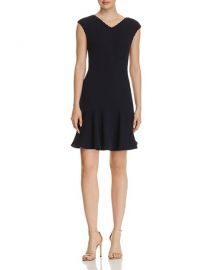 Rebecca Taylor Anna Scallop-Trimmed Dress at Bloomingdales
