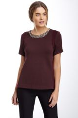 Rebecca Taylor Embellished tee at Nordstrom Rack
