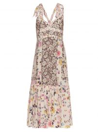 Rebecca Taylor Floral maxi dress at Matches