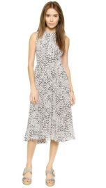 Rebecca Taylor Leo Ruched Dress at Shopbop