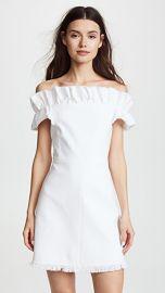 Rebecca Taylor Off Shoulder Dress at Shopbop