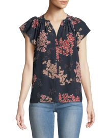 Rebecca Taylor Phlox Blouse at Last Call