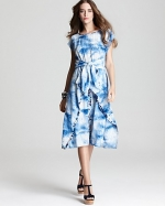 Rebecca Taylor Shibori dress at Bloomingdales