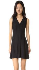 Rebecca Taylor Sleeveless Diamond Textured Dress at Shopbop
