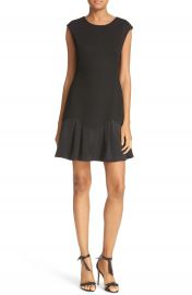 Rebecca Taylor Stacy Drop Waist Dress at Nordstrom