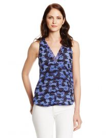 Rebecca Taylor Summer Storm Blouse at Amazon