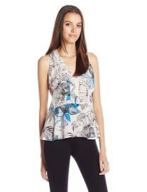 Rebecca Taylor Tahitian Top at Amazon