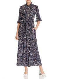 Rebecca Taylor Vivianna Floral-Printed Silk Jumpsuit Women - Bloomingdale s at Bloomingdales