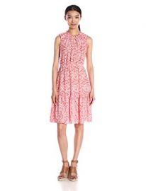 Rebecca Taylor Women s Sleeveless Provence Dress at Amazon