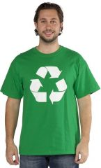 Recycle tee at Amazon