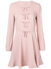 Red Valentino Bow-embellished Dress  850 - Shop AW18 Online - Fast Delivery  Price at Farfetch