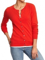 Red cardigan at Old Navy at Oldnavy
