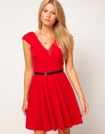 Red dress like Jess's from ASOS at Asos