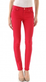 Red jeans like Pennys at Shopbop