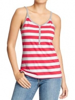 Red striped cami at Old Navy at Old Navy