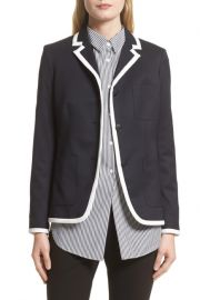 Redgrave Piped Blazer at Nordstrom Rack