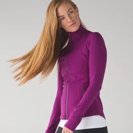 Regal Plum Purple Define Jacket at Lululemon