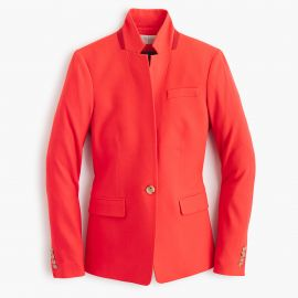 Regent blazer in Red at J. Crew