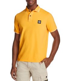 Regular Fit Polo Shirt by Stone Island at Bloomingdales