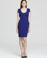 Reigning peplum dress by French Connection at Bloomingdales
