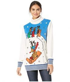 Reindeer Games Sweater at Zappos