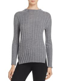 Rib Mock-Neck Sweater by Theory at Bloomingdales