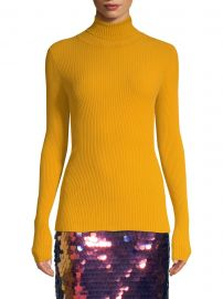 Ribbed Turtleneck Sweater at Saks Fifth Avenue