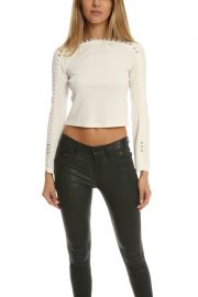 Ribbed top by Phillip Lim at Blue and Cream