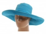 Ribbon Crusher Hat by San Diego Hat Company at Zappos