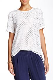 Riley Silk Tee at Nordstrom Rack