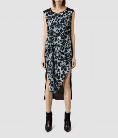 Riviera Leo Dress at All Saints