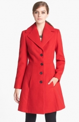 Robbi andamp Nikki Flared Coat at Nordstrom