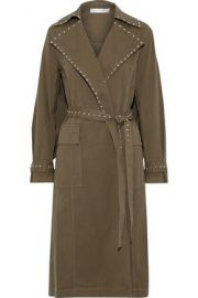 Robert Rodriguez Studded Coat at The Outnet
