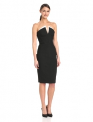 Robert Rodriguez Tech Suiting Dress at Amazon