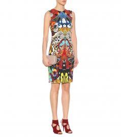 Roberto Cavalli Printed jersey dress at My Theresa