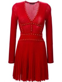 Roberto Cavalli Studded Knit Dress - Elite at Farfetch