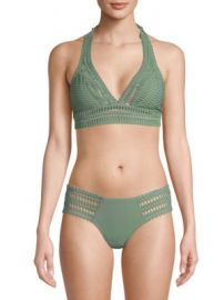 Robin Piccone - Sophia Halter Bikini Top at Saks Off 5th