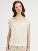 Robins Joie top at Saks Fifth Avenue